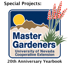 Link to Master Gardener 20th Anniversary project